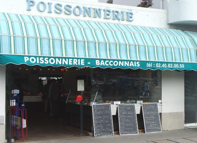 POISSONNERIE BACCONNAIS